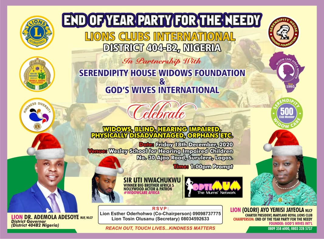 East Executive Officer donates Ankara for use at the 18th December Widows Party
